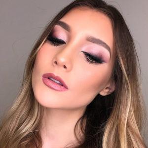 tutorial de maquiagem foxy eyes